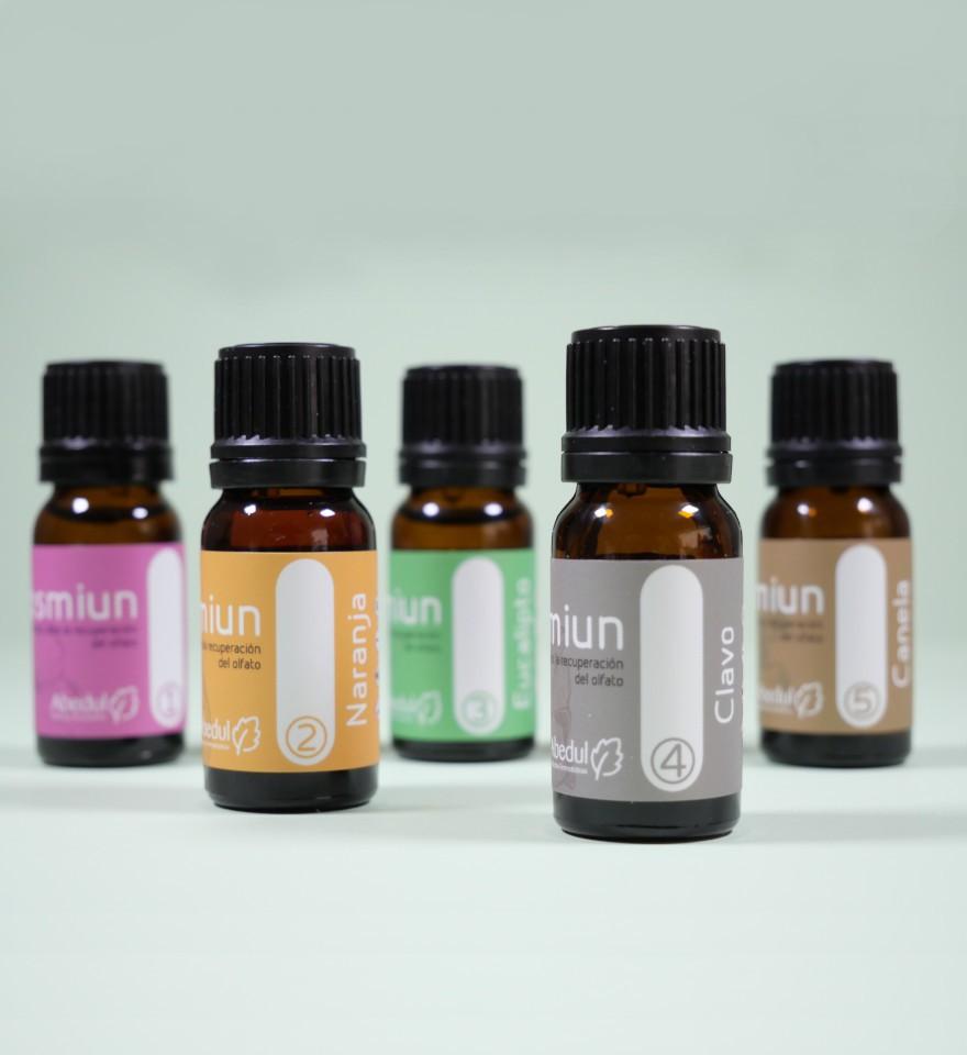 Anosmiun, productos para el entrenamiento olfativo